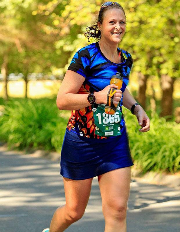 Laura B. - Run Long Run Strong Endurance Coaching