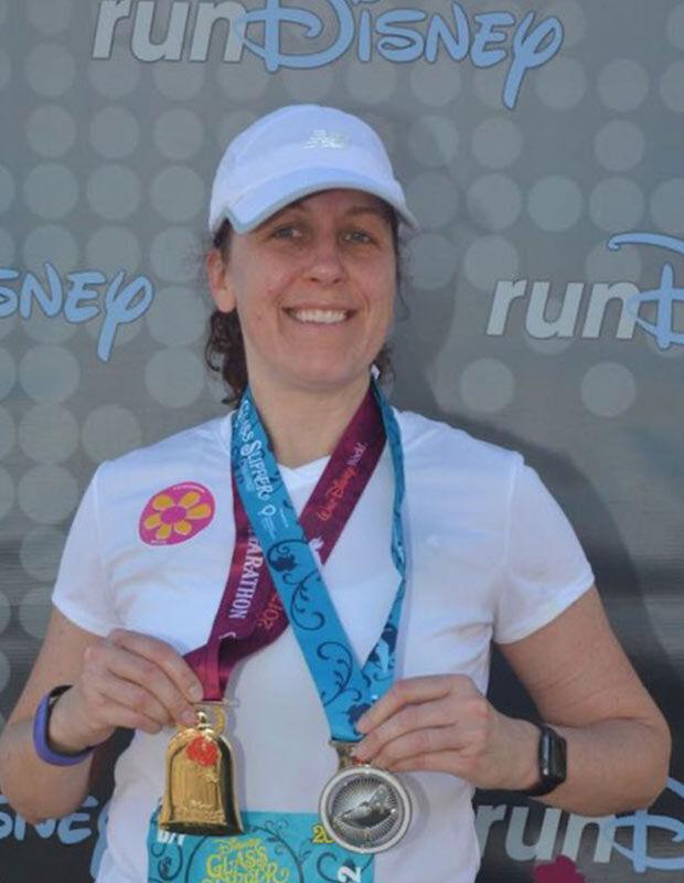 Chandra O - Run Long Run Strong