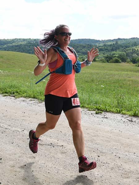 Coach Faith | Run Long Run Strong